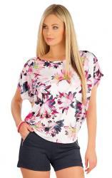Dámske tričko s krátkym rukávom Litex 58098