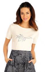 Dámske tričko s krátkym rukávom Litex 58121
