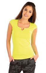 Dámske tričko s krátkym rukávom Litex 58166