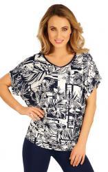 Dámske tričko s krátkym rukávom Litex 5A025