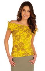 Dámske tričko s krátkym rukávom Litex 5A074