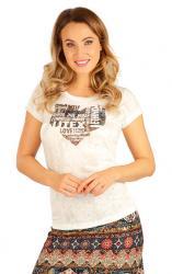 Dámske tričko s krátkym rukávom Litex 5B056