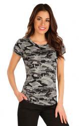 Dámske tričko s krátkym rukávom Litex 7A328