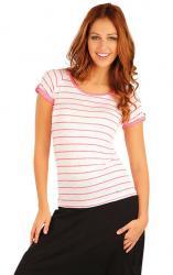 Dámske tričko s krátkym rukávom Litex 89299