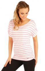Dámske tričko s krátkym rukávom Litex 89300