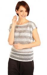 dámske tričko so spadnutým rukávom Litex 89313