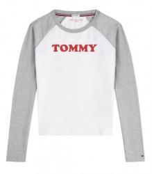 Dámske tričko Tommy Hilfiger UW0UW01906