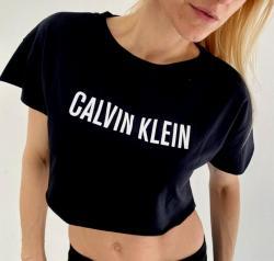 Dámske triko Calvin Klein KW01346 croptop