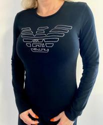 Dámske triko Emporio Armani 163229 0A232 Christmas Eagle
