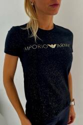 Dámske triko Emporio Armani 164272 1A225 černá