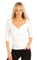 Dámske triko Litex 60310 biela