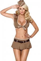 Dámsky erotický kostým Obsessive 814-CST