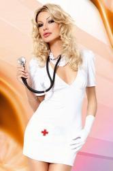 Dámsky erotický kostým Sofline Collection Doctor