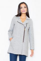 Dámsky kabát FIGL M405 sivý