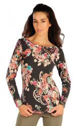 Dámsky sveter s dlhým rukávom Litex 55000