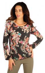 Dámsky sveter s dlhým rukávom Litex 55001