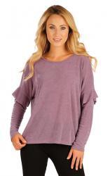 Dámsky sveter s dlhým rukávom Litex 55010