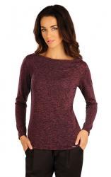 Dámsky sveter s dlhým rukávom Litex 55026