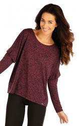 Dámsky sveter s dlhým rukávom Litex 55027