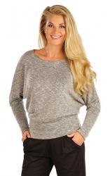 Dámsky sveter s dlhým rukávom Litex 55068