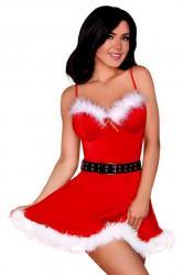 Dámsky vianočný kostým Livia Meredith