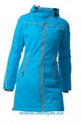 Dámsky voľnočasový kabát O'STYLE 6321 blue