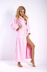 Dámsky župan DKaren Eliza long pink