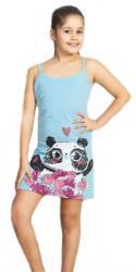 Detská nočná košeľa na ramienka Vienetta Secret Panda