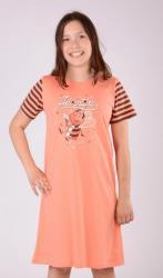 Detská nočná košeľa s krátkym rukávom Vienetta secrčte Včela