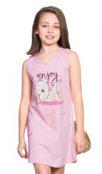 Dětská noční košile na ramínce Vienetta Secret Kotě