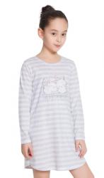 Dětská noční košile s dlouhým rukávem Vienetta Secret Koťata