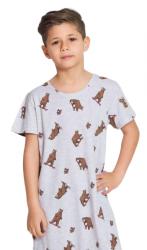 Dětská noční košile s krátkým rukávem Vienetta Secret Medvědi