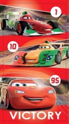 Detská osuška Jerry Fabrics Cars red 2016