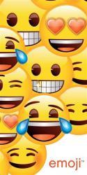 Detská osuška Jerry Fabrics Emoji