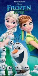 Detská osuška Jerry Fabrics Frozen fever