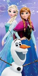Detská osuška Jerry Fabrics Frozen Frozen purple