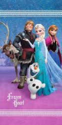 Detská osuška Jerry Fabrics Frozen heart