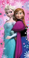 Detská osuška Jerry Fabrics Frozen pinkie star