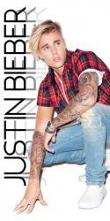 detská osuška Jerry Fabrics Justin Bieber