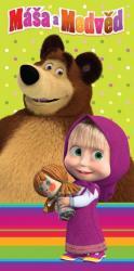 Detská osuška Jerry Fabrics Máša a medveď 008