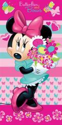 Detská osuška Jerry Fabrics Minnie Flower