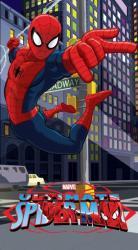 Detská osuška Jerry Fabrics Spiderman 2015