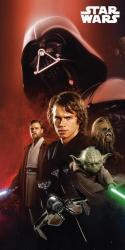 Detská osuška Jerry Fabrics Star Wars 01