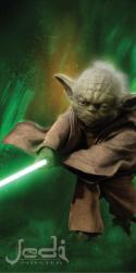 Detská osuška Jerry Fabrics Star Wars Yoda