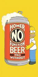 Detská osuška Simpsons Homer