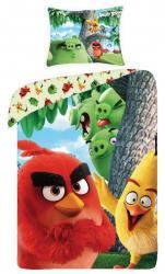 Detské bavlnené obliečky Angry birds 1166
