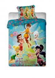 Detské bavlnené obliečky Fairies 2014