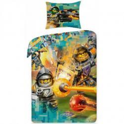 Detské bavlnené obliečky Halantex Lego 8996