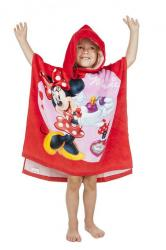 Detské bavlnené pončo Minnie 2014
