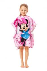 Detské bavlnené pončo Minnie 2016